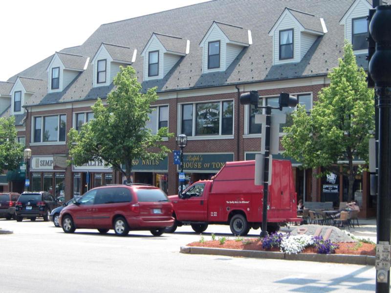 Restaurants Downtown Rochester Nh